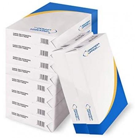 Carta A5 80gr 10 risme per Ricette Mediche - 5.000 Fogli