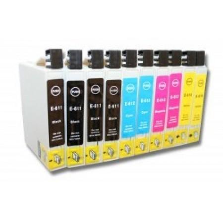 Kit 10 Cartucce per Epson XL T1631, T1632, T1633, T1634